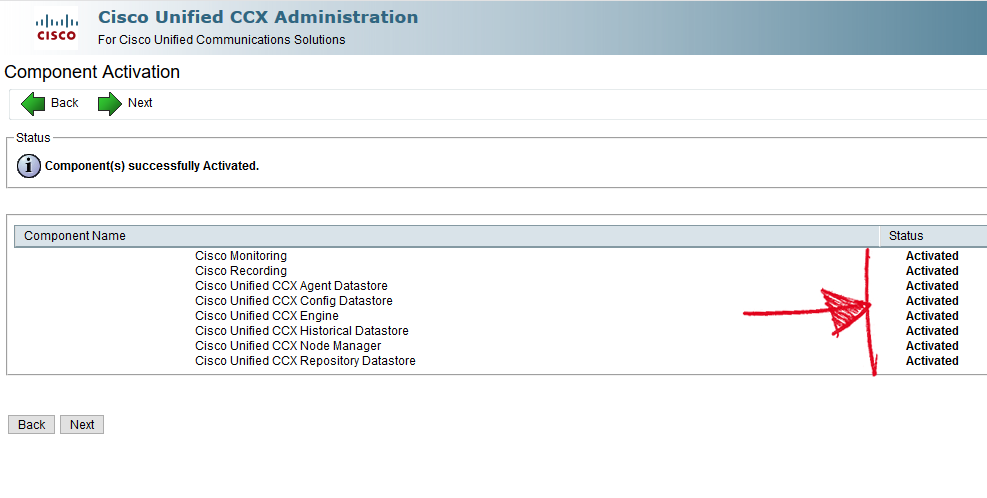 Initial UCCX Configuration, Licensing and UCCX integration with CUCM