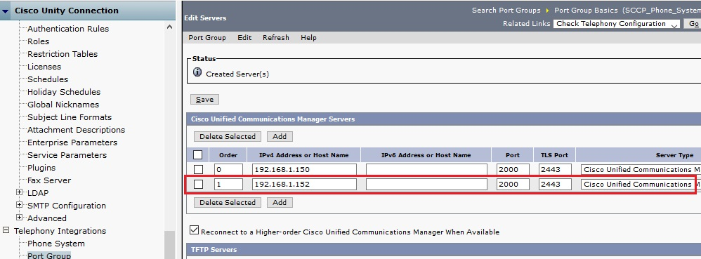 Step by Step Cisco Unity Connection Integration with Cisco CUCM